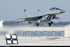 Mikoyan Gurevich MiG-35