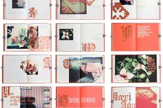Graphic Design Portfolio of Kristin Agnarsdottir