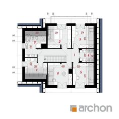 Dom w orliczkach Floor Plans, House, Home, Homes, Floor Plan Drawing, Houses, House Floor Plans
