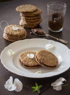 Kun on maku ja ravinteet yhtä kohdillaan kuin näissä cookieissa voi herkuttelua harrastaa vaikka joka päivä!