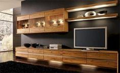 Inspired tv wall living room ideas (25)
