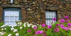 Ilha das Flores - Açores - Portugal Portugal, Azores, Travel And Leisure, Portuguese, Outdoor Structures, Earth, Windows, Island, Santa Cruz