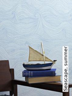 Tapete Seascape, summer