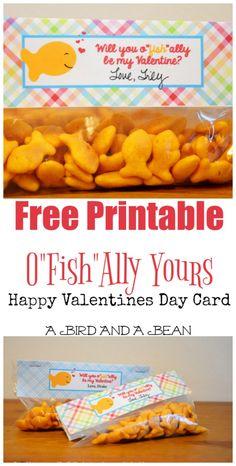 """Printable O""""Fish""""Al"""