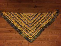 Virus shawl.