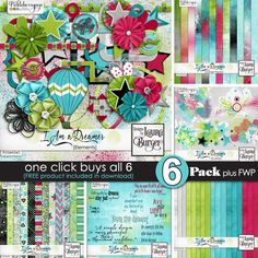 I AM A DREAMER W/FWP  PICKLE BARREL COLLECTION by Designs by Laure Burger @$1/pack http://www.pickleberrypop.com/shop/manufacturers.php?manufacturerid=97  6 Pack Bundle:  http://www.pickleberrypop.com/shop/product.php?productid=41338&page=1