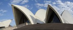 https://flic.kr/p/Burc9G | Sydney Opera House on a sunny morning - You need to view this full size | I put up some black and white shots of this beautiful building last week but i really wasn't happy with them. They were shot on a cloudy day and for me they really didn't represent the building so i went back on a better day and re-shot the place. this is a stitched panorama that gives a slightly distorted image, similar to what you get when you stand too close to this building. I like this…
