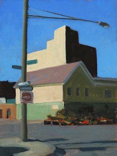 Stephen Magsig - Eastern Market Shadows