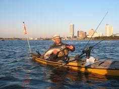 Information On Kayak Fishing in  Wisconsin