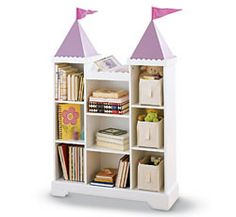 castle bookcase