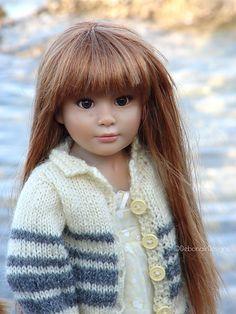 """Columbia (jacket) for 18"""" Kidz N' Cats dolls by Debonair Designs"""