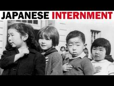 Japanese American Internment During WWII | 1942 | Internment Camps in the USA | Japanese Relocation - YouTube