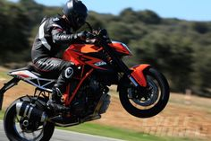INTRODUCING THE 2014 KTM 1290 SUPER DUKE R