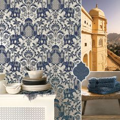 Indo Chic Collection by Galerie - G67362R