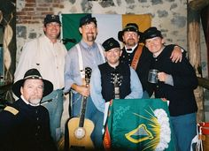 By 1999, the 69th PA Irish Volunteer – A Civil War Band was formed. The band includes 12 members from the regiment, and features such instruments as the harmonica, spoons, Penny whistle, bass, banjo, fiddle and rhythm guitars, one of which is played by Levine.