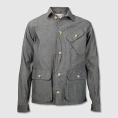 Penfield Sconset Jacket, Hudson Wax Cloth for the England weather