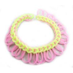 Rainbow Loom Business Cards for Sale | ... Rainbow Loom Rubber Band Charm Bracelet Twistz Bandz Bracelet for sale