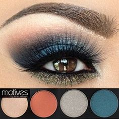 Fall Eye Makeup Palette! Visit www.AstuteArtistryStudio.com or call (248) 477-5548 for more information about Astute Artistry and the Center For Film Studies in Farmington Hills, MI! #makeupideasfall