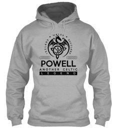 POWELL CELTIC T-SHIRT