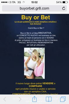 Chi siamo... www.buyorbet.com