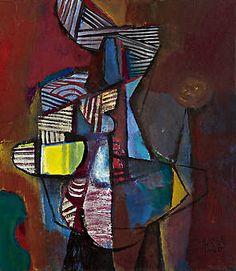 Roberto Burle Marx - Composição (1985)
