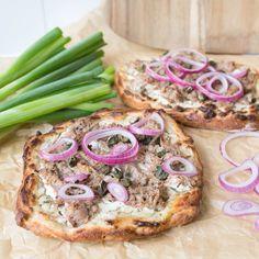 Du ernährst dich vegan, hast aber trotzdem mal wieder so richtig Lust auf eine knusprige Thunfischpizza? Das bekommen wir hin...hier entlang!