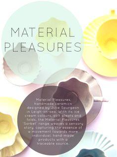Material Pleasure