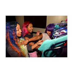 Luster Presents I Styled Who? featuring OMG Girlz ❤ liked on Polyvore featuring omg girlz