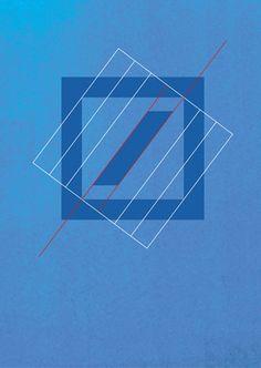 ANTON STANKOWSKI // Deutsche Bank  -> http://www.stankowski06.de/basis/html/Hauptpunkte/presse/bildbase/marken_grafikdesign/Anton_Stankowski_Marken.pdf