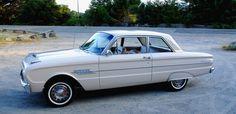 Greg Allen's 1962 Ford Falcon SPORTS FUTURA