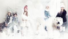 Magical Christmas editorial / Polar bears and penguins / Kaubamaja / Kalle Veesaar