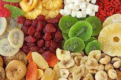Fruta-Deshidratada