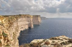 Ta Cenc Cliffs by Nicholas Olesen on 500px