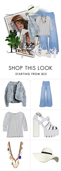 """""""277"""" by klukina-mv ❤ liked on Polyvore featuring Dagmar, Kenzo, Patagonia, Jeffrey Campbell, Renee Lewis and Pilot"""