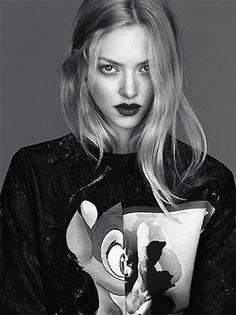 Amanda Seyfried by Mert & Marcus for Givenchy Fall/Winter 2013