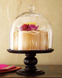 pretty cake stand