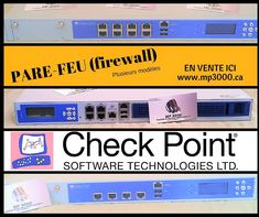 Firewall CheckPoint série 4000 En Vente pour information Promotion, Fabricant, Technology, Happy Planner, Waiting Staff, Net Shopping