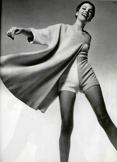 1967 Gres / vintage / fashion / black and white