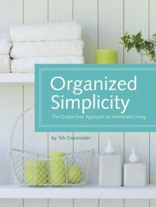 If only organizing my house could be simple...