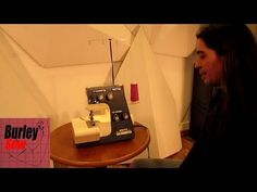Serger Troubleshooting For Any Serger- Serger Machine Series Ep. Sewing Hacks, Sewing Tutorials, Sewing Tips, Sewing Ideas, Crochet Crafts, Sewing Crafts, Serger Projects, Sewing Projects, Serger Stitches