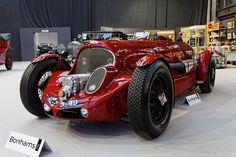 Bentley R-Type Petersen 6½-Litre Supercharged Road Racer