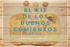 Entra en mi blog y entra en el universo Harper Hook. Tienes ya tu kit de los buenos comeinzos?