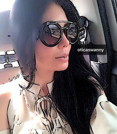 @marcimachad ainda mais linda de #Prada #Barroco ❤️ #clientewanny