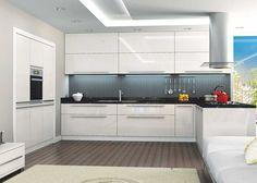 Acrylic Kapak 329 Açık Ladin #mutfak #mutfakmodelleri #acrylic #acrylickapak #acrylicmutfak #kitchen #kitchendesign