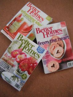 teenie tiny magazines