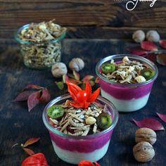 Domowa szynka z szynkowara   Kulinarne przygody Gatity - przepisy pełne smaku Granola, Acai Bowl, Gluten, Pudding, Breakfast, Desserts, Food, Acai Berry Bowl, Morning Coffee