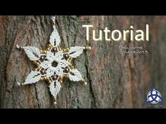 Macrame Mandala Flower Tutorial ♥ MAGIC KNOTS ♥ - YouTube