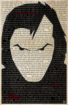 Poster for The Shining by Ben Whitesell