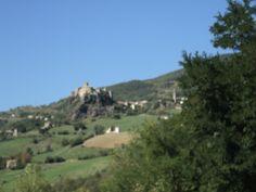 Bardi Castle, (Parma) Italy.