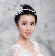 Bridal Hair Pieces For Short Google Search